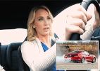 """Mulher pilota Mustang e """"humilha"""" rapazes após fingir que guia mal; assista - Reprodução"""