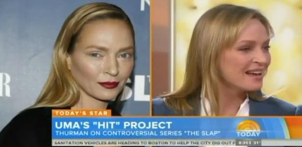 A atriz apareceu no programa Today com o visual de sempre e falou sobre a polêmica