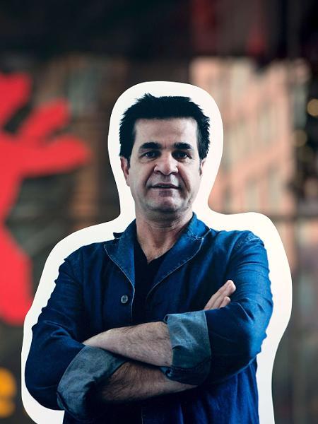 O iraniano Jafar Panahi, considerado subversivo em seu país, terá um filme exibido em Cannes - JOHANNES EISELE/AFP