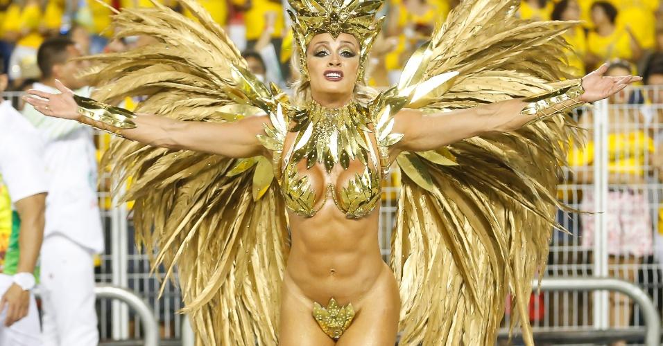 carnaval 2015 - mancha verde