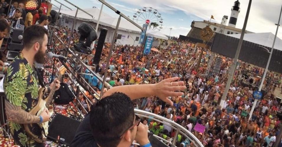 Circuito Barra Ondina : Jorge e mateus são sucesso absoluto no circuito barra