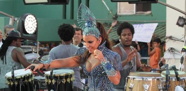 Entre as atrações dos trios sem cordas, Ivete Sangalo é uma das mais esperadas