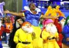 Com bom humor, desfile da União da Ilha critica padrões de beleza - Julio César Guimarães/UOL
