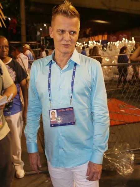 O carnavalesco Alexandre Louzada - Gilvan de Souza - 17.fev.2015/UOL