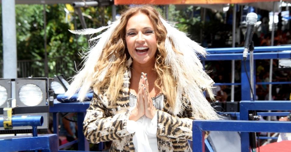 Daniela Mercury faz 50 anos: veja por que a Rainha do Axé só