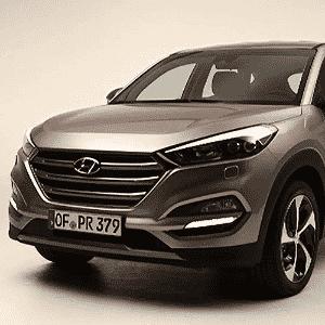 Hyundai Tucson/ix35 2016 - Divulgação