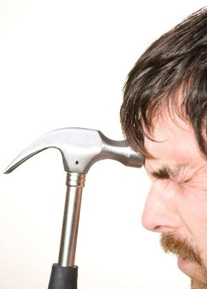 Segundo estudo, sexo masculino é mais propenso a atitudes estúpidas - Getty Images