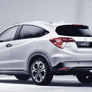 Honda HR-V europeu - Divulgação