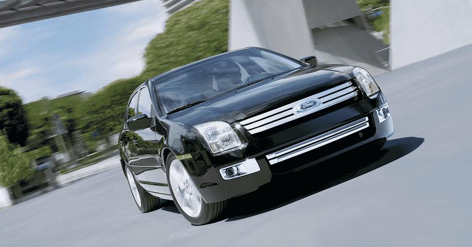 Ford Fusion primeira geração - Divulgação