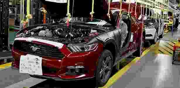 """3. FORD CD4: plano """"One Ford"""" promete oferecer carros globais em todos os países - MCT/Reprodução"""