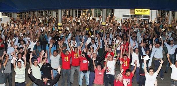 GM já havia colocado 798 funcionários em regime de layoff desde setembro de 2014 - Divulgação
