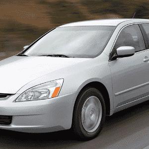 Honda Accord 2005 - Divulgação