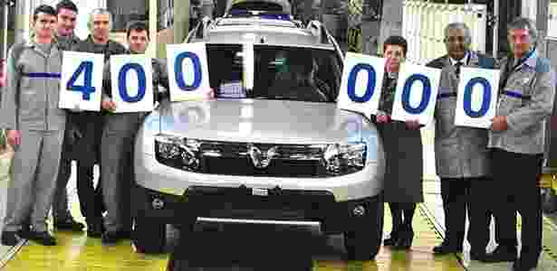 """7. RENAULT-NISSAN """"B"""": carros da Renault, Nissan, Dacia e Datsun usam a mesma base - Divulgação"""
