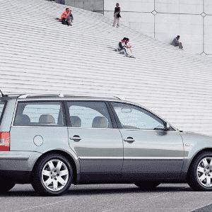 Volkswagen Passat Variant 2004 - Divulgação