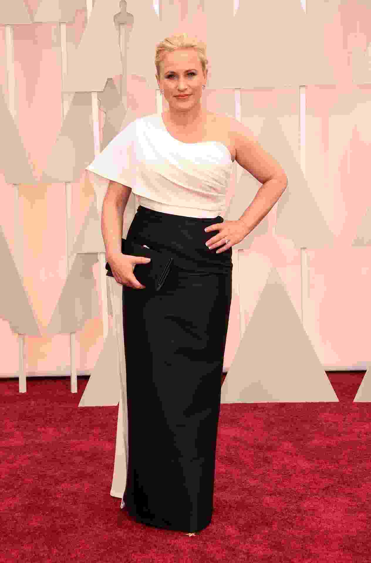 22.fev.2015 - Patricia Arquette Oscar - Getty Images