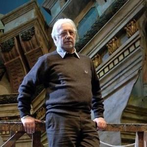 O diretor italiano de ópera e teatro Luca Ronconi - EFE