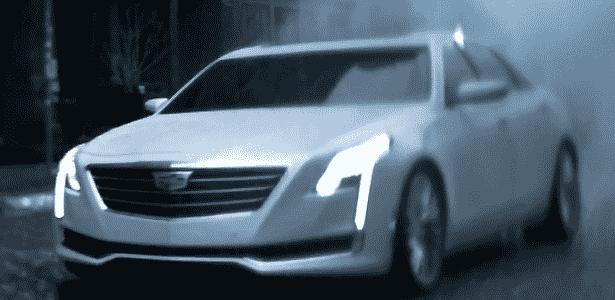 Cadillac CT6 - Reprodução - Reprodução