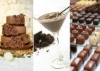 Louca por chocolate? Veja maneiras de incluir a delícia no cardápio - Getty Images/Fotomontagem UOL