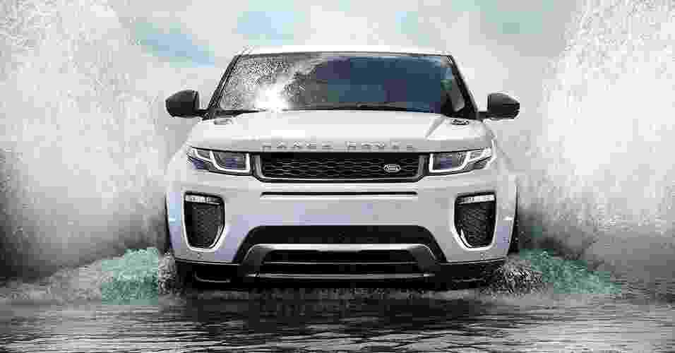 Range Rover Evoque 2016 - Divulgação