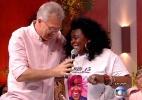 Eliminação de Angélica coloca o racismo em debate, mas Bial foge do tema - Reprodução/TV Globo