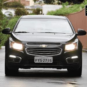 Farol Baixo Chevrolet Cruze - Murilo Góes/UOL
