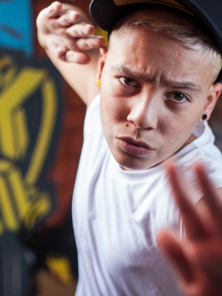 MC Pikachu, funkeiro de 18 anos, passou por cirurgia - Simon Plestenjak/UOL