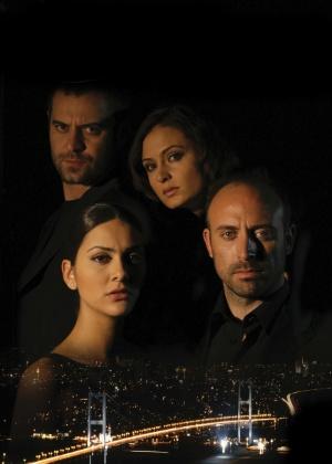 """Cartaz de divulgação de """"Mil e Uma Noites"""", nova novela da Band"""