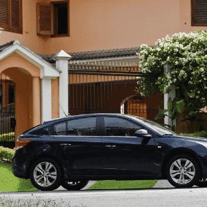 Chevrolet Cruze Sport 6 LTZ 2015 - Murilo Góes/UOL