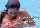 """Topless, Big Fone, choradeira: Diva Depressão resume 5ª semana de """"BBB15"""" - Reprodução/TV Globo/Montagem Diva Depressão"""