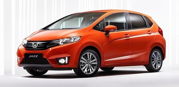Honda Fit europeu, chamado de Jazz, tem LED e sistema multimídia de última geração - Divulgação