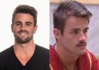 """Barba, cabelo e bigode: veja as mudanças no visual dos brothers no """"BBB15"""" - Paulo Belote/Divulgação/TV Globo Reprodução/TV Globo Reprodução/TV Globo/ Montagem UOL"""