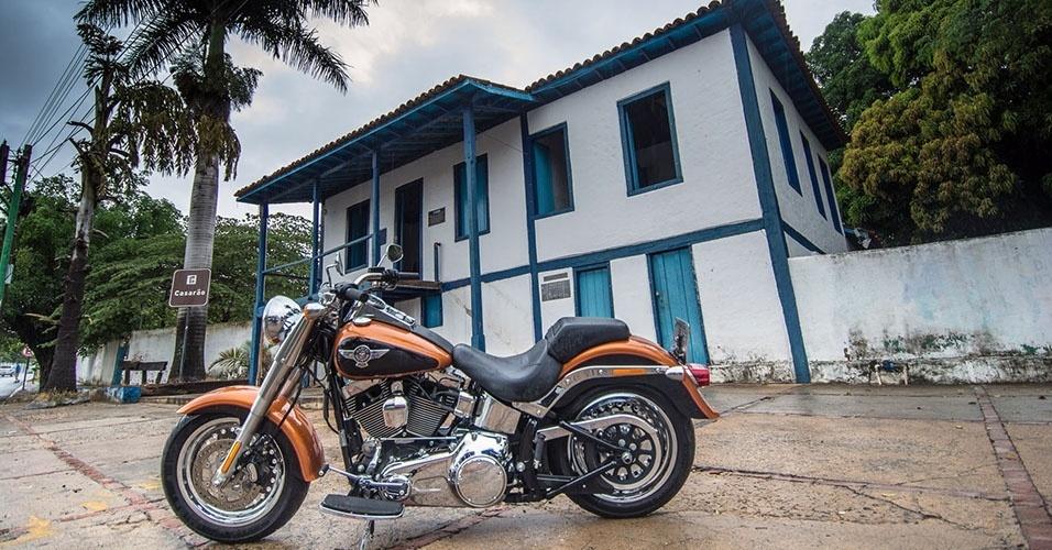 Harley-Davidson Fat Boy 2015