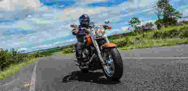 Mesmo após 25 anos, projeto da Fat Boy continua agradando motociclistas aventureiros - Doni Castilho/Infomoto
