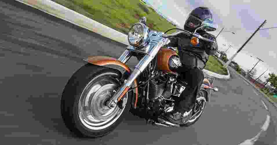 Harley-Davidson Fat Boy 2015 - Doni Castilho/Infomoto