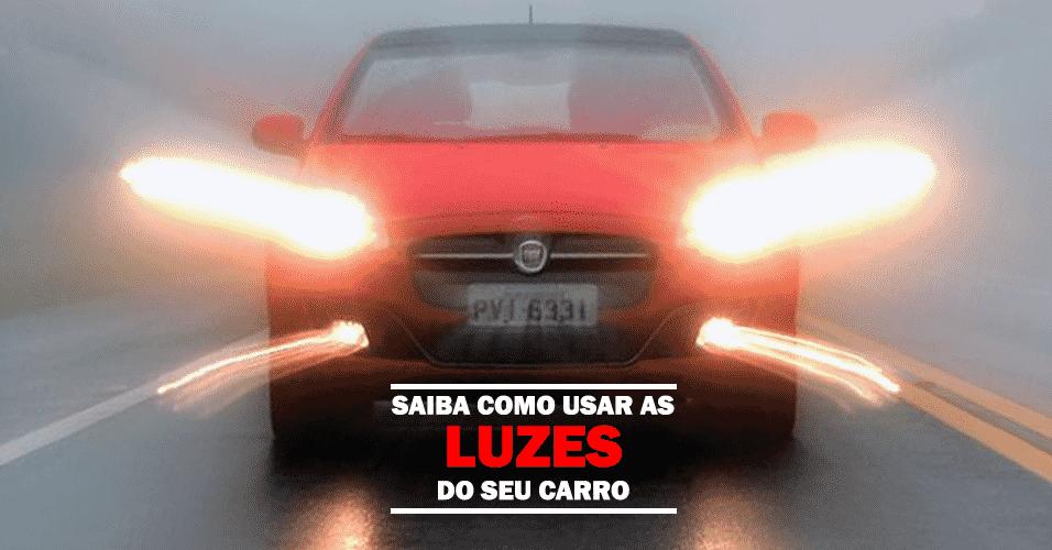 Luzes Fiat Bravo - Murilo Góes/UOL