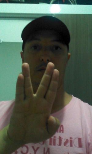 """Clayton de Souza, de São Paulo: """"R.I.P. Spock"""""""