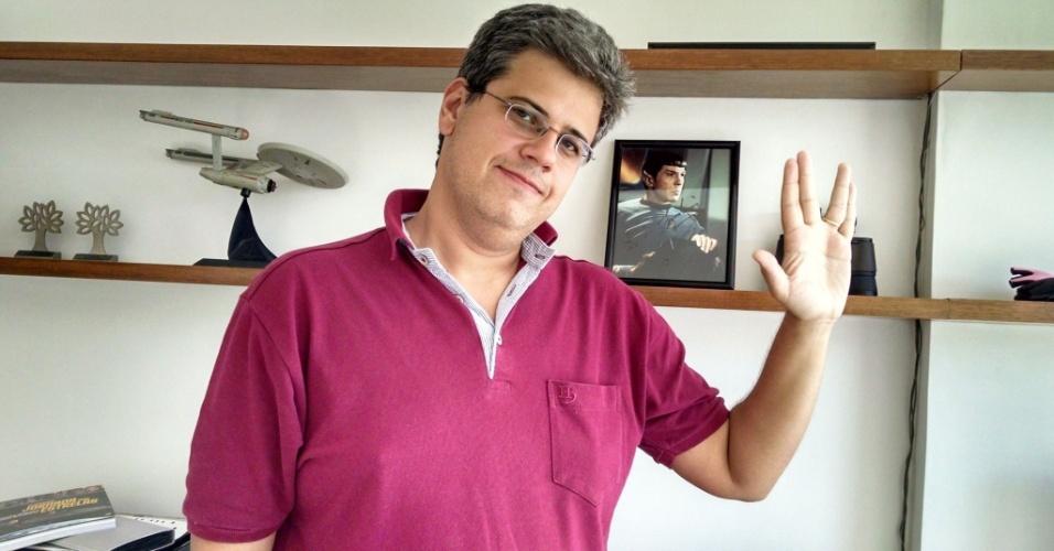 famosos homenageiram Leonard Nimoy - jornalista Salvador Nogueira
