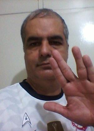 """""""R.I.P. Leonard Nimoy"""", declarou Dorival Ipiranga, 56 anos, de São Paulo"""