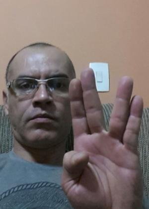 """""""Vai Nimoy, mas Spock viverá longa e prosperamente pra sempre"""", diz Marcelo Matos, de Guarulhos (SP)"""
