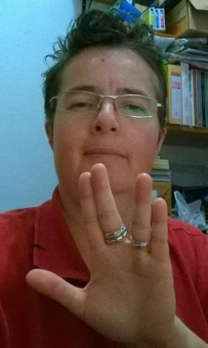 A internauta Deborah Rosestolato, de São Paulo (SP), homenageia Leonard Nimoy.