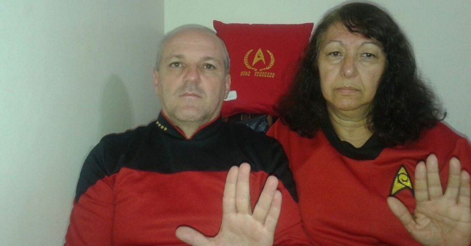 Filippo Fasciana e Maria Margarete Felizardo, de Guarulhos (SP)