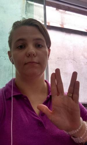 """""""Foi grande parte da minha infância... Forever Spock!"""" diz Arely Fontana, de São Paulo (SP)."""