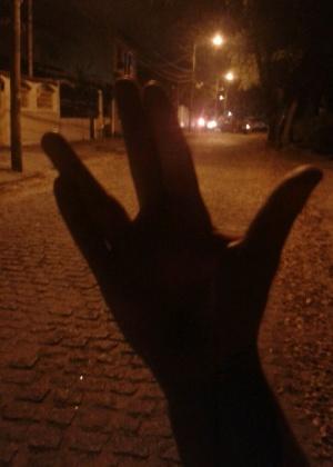 """""""Que sua memória seja longa e próspera..."""" diz Artur, de Campo Grande (RJ)."""