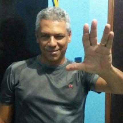 """""""Spock sempre será eterno pois está no futuro da humanidade."""" diz Osman Filho, de Salvador (BA)."""