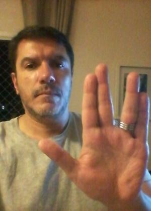 """""""Sr. Spock e a lógica vulcana. Muitas vezes usei a lógica antes da emoção."""" diz Ubiratan Silva, de São Paulo (SP)."""