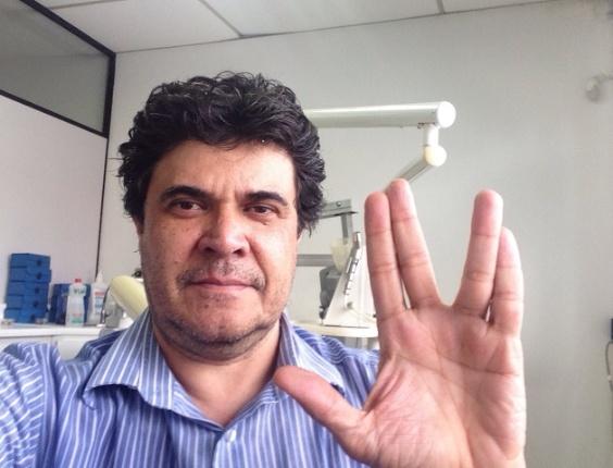 """""""Vida longa e próspera, caro Dr. Spock."""" diz José Soares, de São Paulo (SP)"""