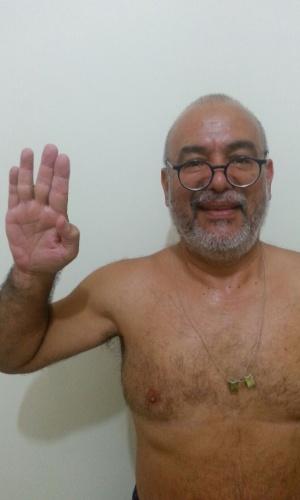 """""""Viva longa e prosperamente, irmão de muitas jornadas."""" diz Luizinho Fernandes, de Campinas (SP)."""