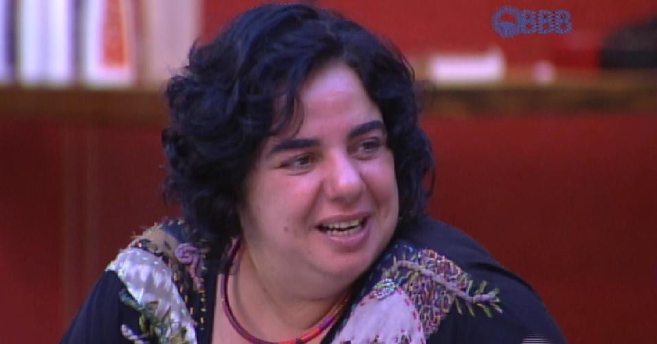 1.mar.2015 - Mariza reclama de Rafael e Talita