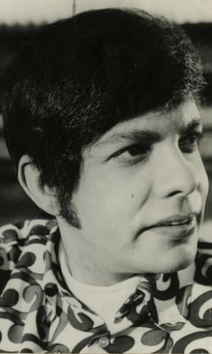 O cantor Cauby Peixoto, em 1971.