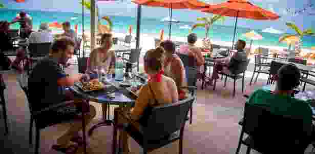 O Straw Hat é um dos melhores restaurantes de Anguilla, no Caribe - Chris Carmichael/The New York Times